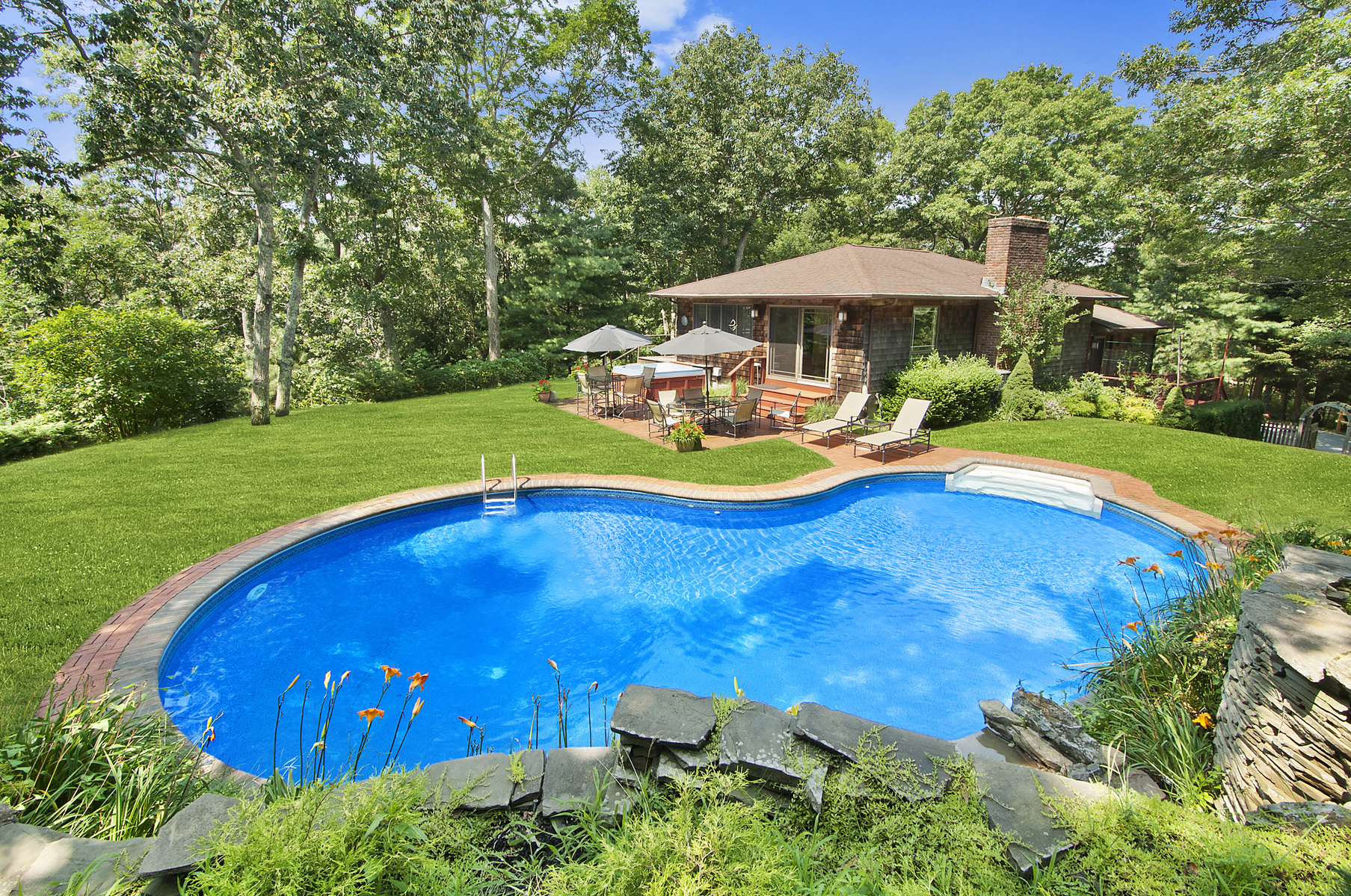 3 Quadrant Hill Rd - East Hampton NW, New York