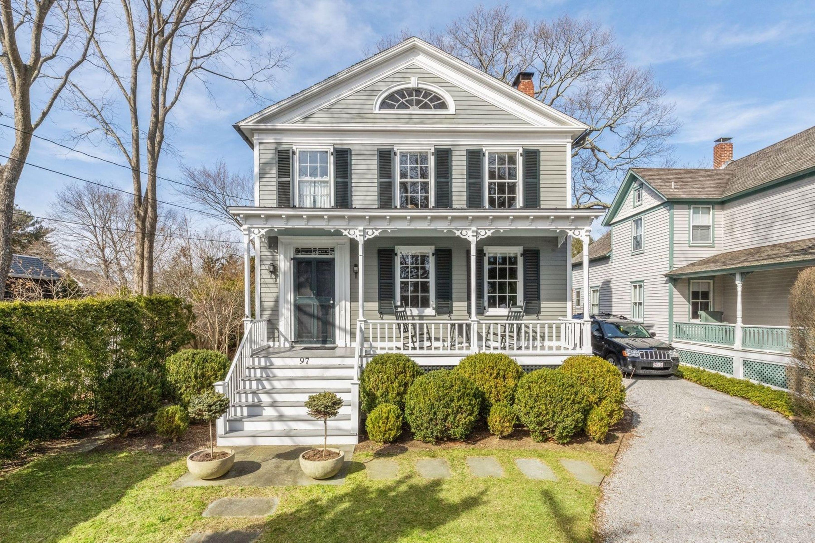 97 Hampton St - Sag Harbor Village, New York