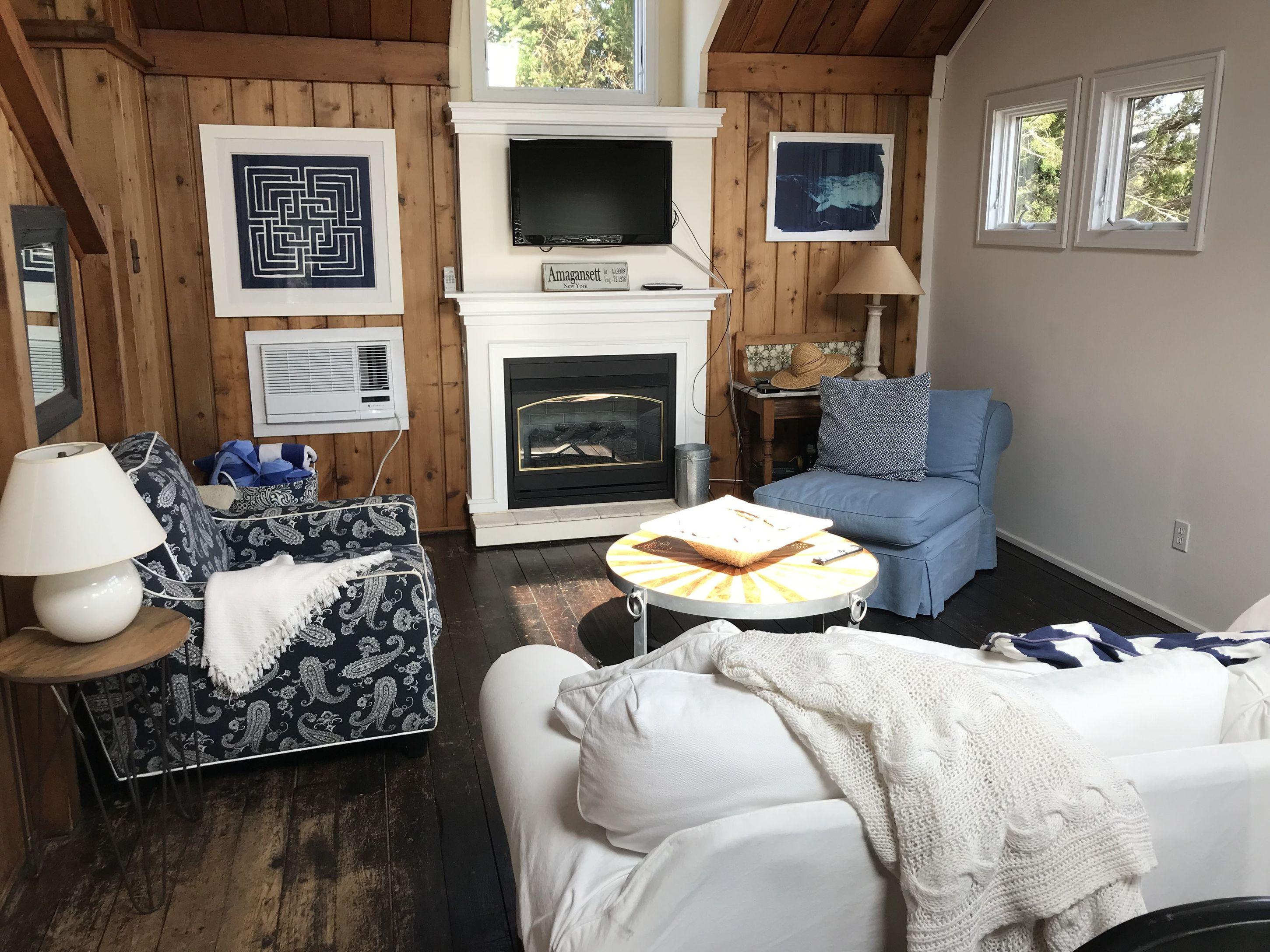Nice little beach house with an Oceanview