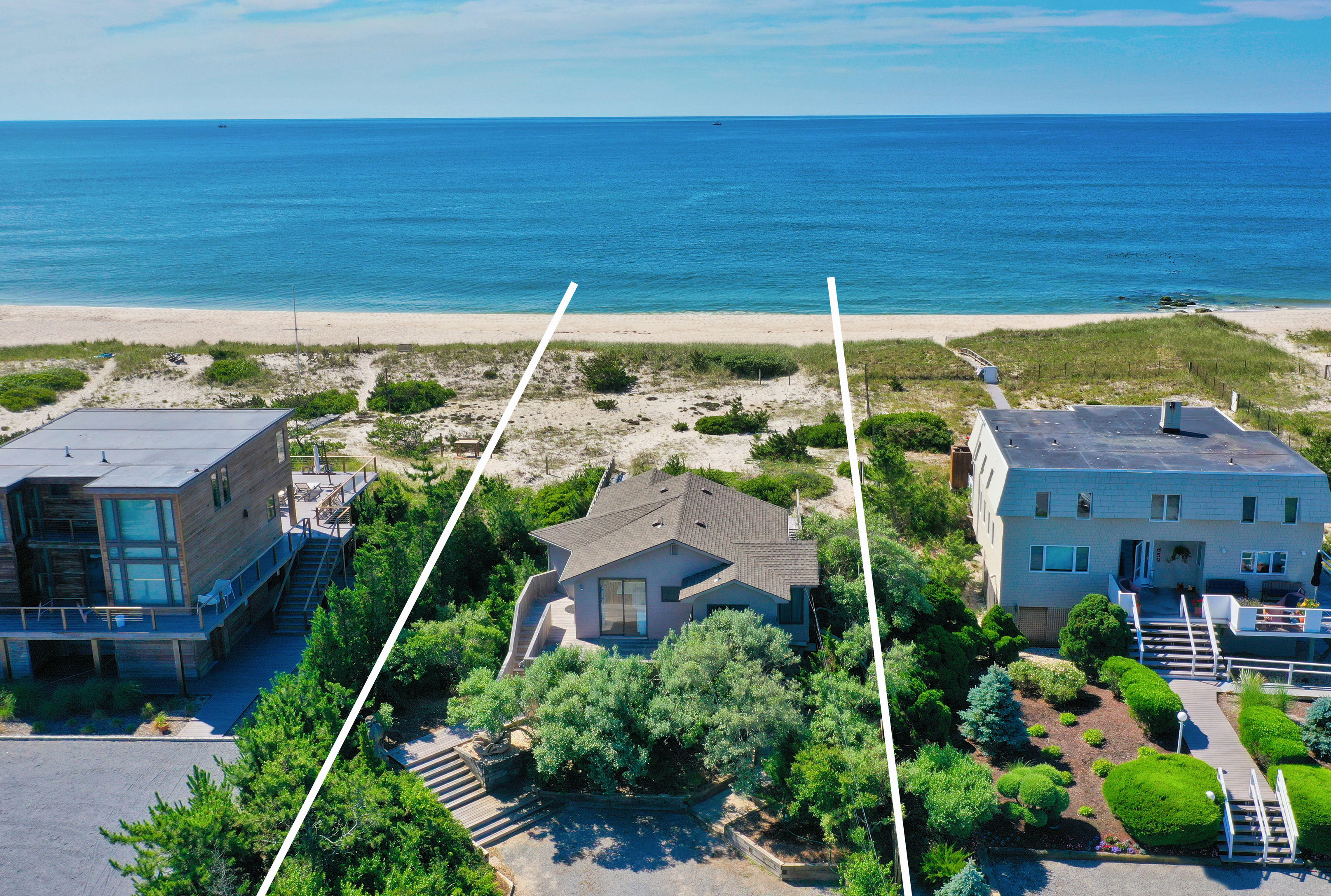 657 Dune Rd - Westhampton South, New York