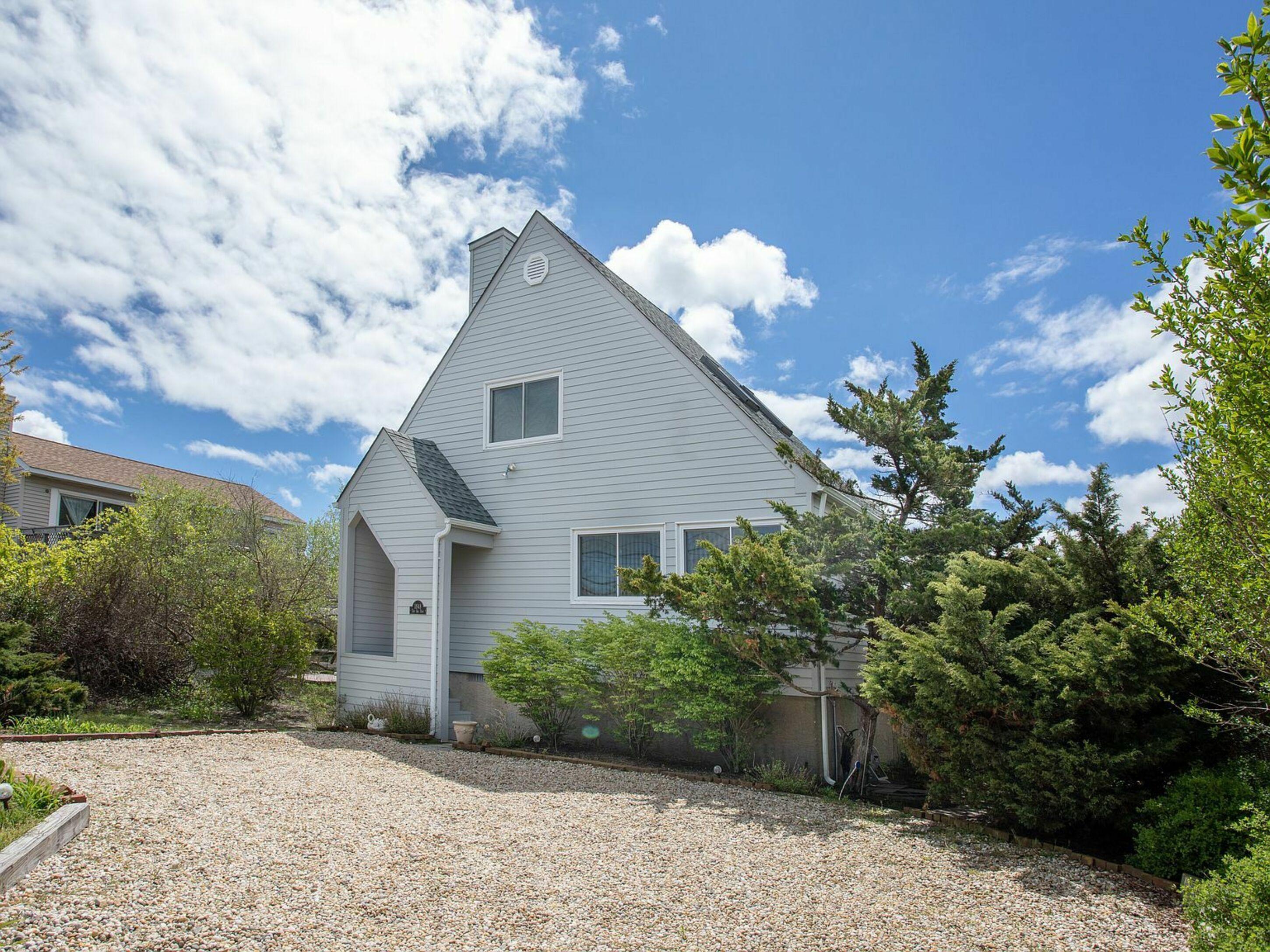 Beach House 700′ from the ocean